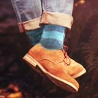 Cotton-Linen Socks