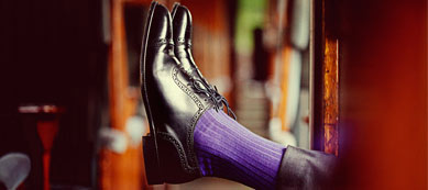 Men's Socks by Pantherella
